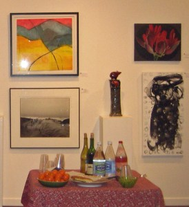 Peninsula Literary Table and Art